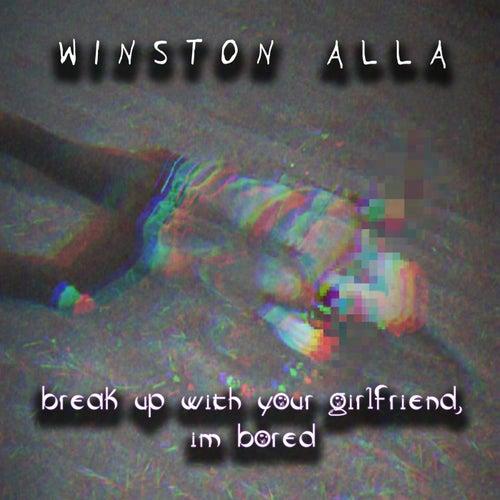 Break Up With Your Girlfriend, Im Bored von Winston Alla