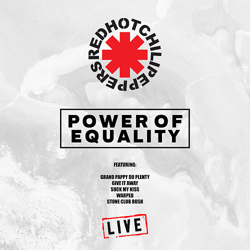 Power of Equality (Live) von Red Hot Chili Peppers