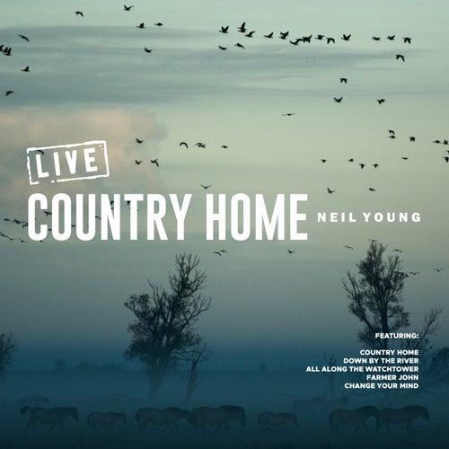 Country Home (Live) de Neil Young