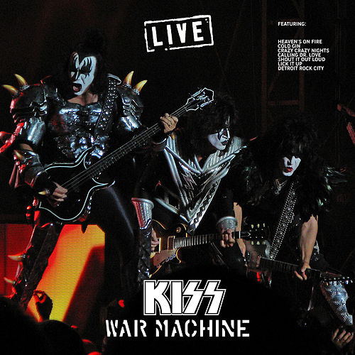 War Machine (Live) de KISS