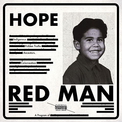 Red Man by Hope