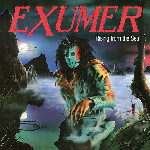 Rising from the Sea by Exumer