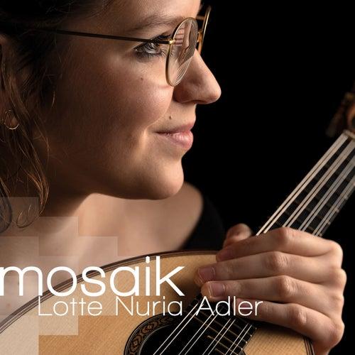 Mosaik - Mandoline Solo von Lotte Nuria Adler