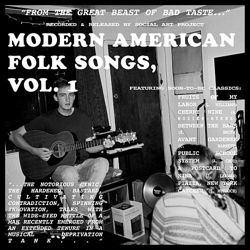 Modern American Folk Songs, Vol. 1 de Social Art Project
