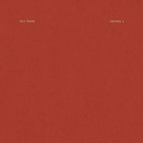 All Armed by Nils Frahm