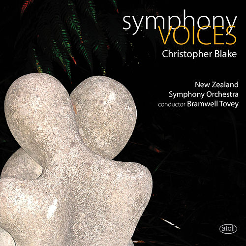 Christopher Blake: Symphony - Voices (Live) von New Zealand Symphony Orchestra