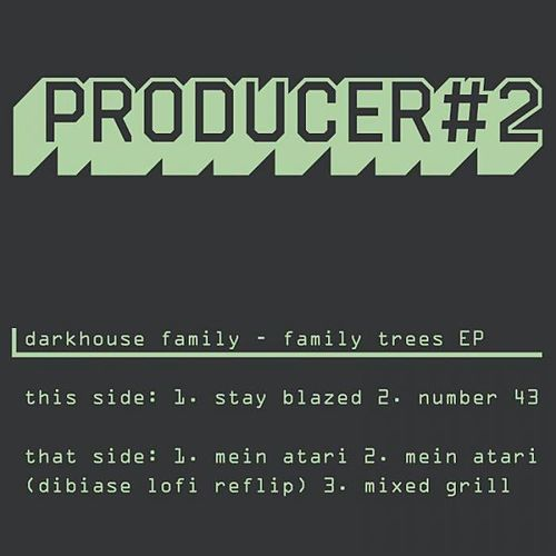Family Trees EP by Darkhouse Family