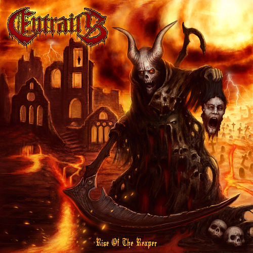 Rise of the Reaper by Entrails