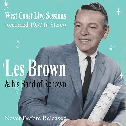 West Coast Live Sessions de Les Brown
