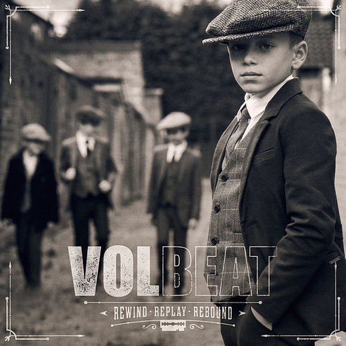 Rewind, Replay, Rebound (Deluxe) by Volbeat
