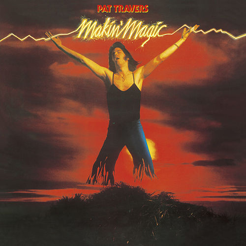 Makin' Magic de Pat Travers