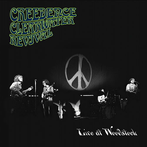 Live At Woodstock von Creedence Clearwater Revival