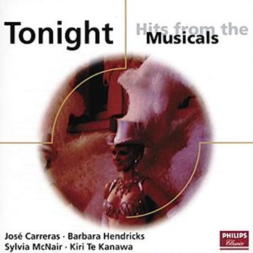 Tonight - Hits from the Musicals by Barbara Hendricks