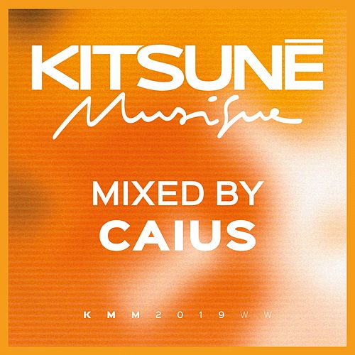Kitsuné Mixed by Caius (DJ Mix) de Caius