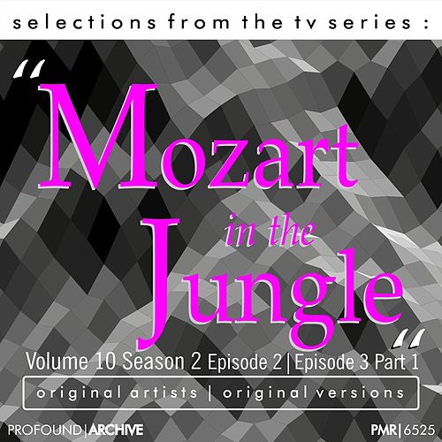 Selections from the TV Serie Mozart in the Jungle Volume 10; Season 2, Episode 2 & 3, Part 1 by Various Artists