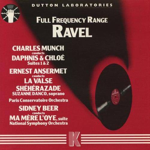 Maurice Ravel: Full Frequency Range de Maurice Ravel