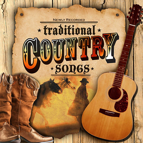 Traditional Country Music von The All American Band