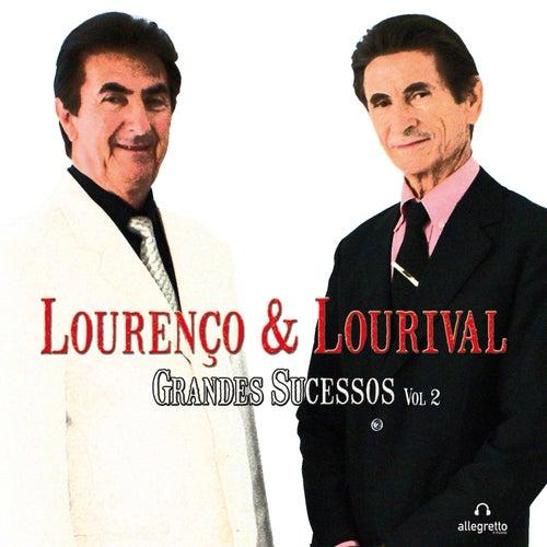 Grandes Sucessos, Vol. 2 von Lourenço e Lourival