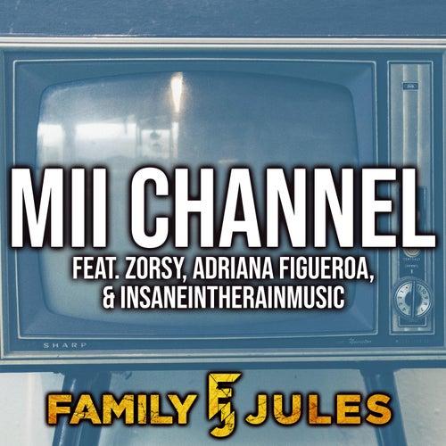 Mii Channel de FamilyJules