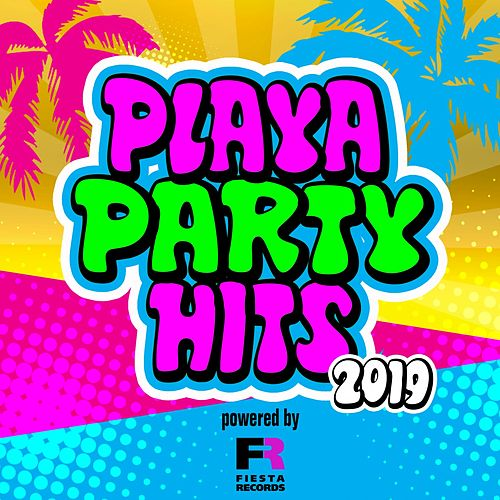 Playa Party Hits 2019 (Powered by Fiesta Records) de Various Artists