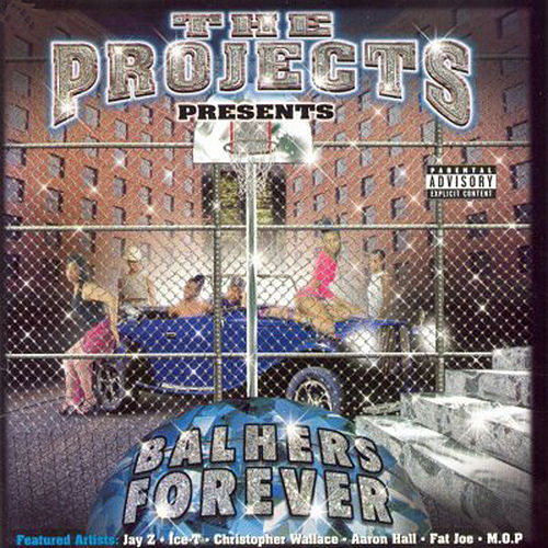 The Projects Presents: Balhers Forever von Various Artists