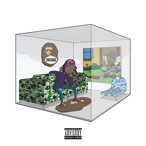 A Bathing Ape In A Hotbox by The 6th Letter