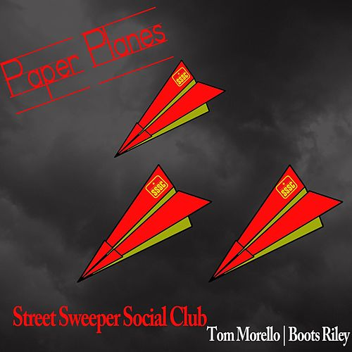 Paper Planes [Single] by Street Sweeper Social Club