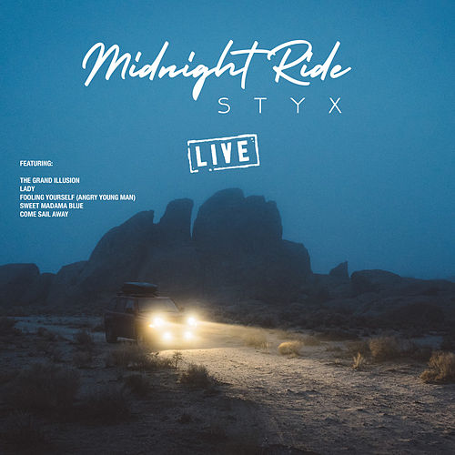 Midnight Ride (Live) de Styx