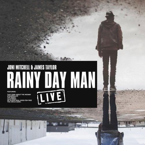 Rainy Day Man (Live) de Joni Mitchell