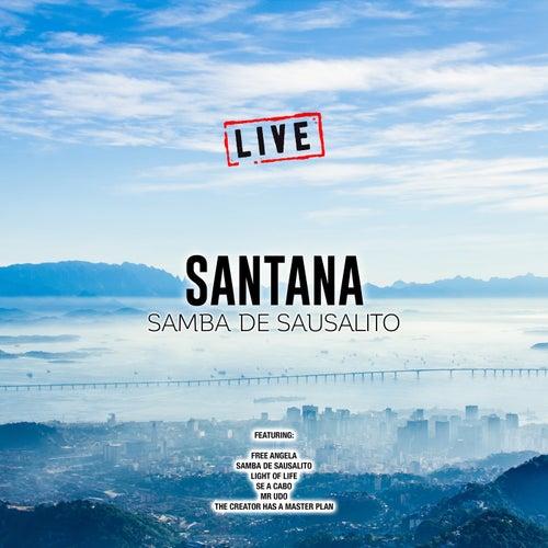 Samba De Sausalito (Live) de Santana