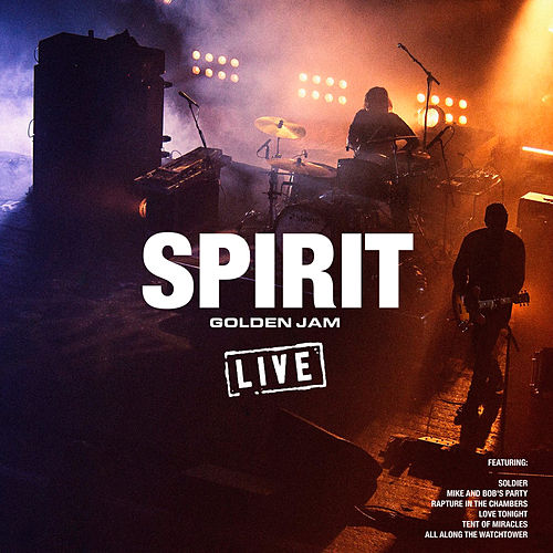 Golden Jam (Live) by Spirit