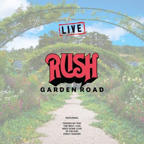 Garden Road (Live) de Rush