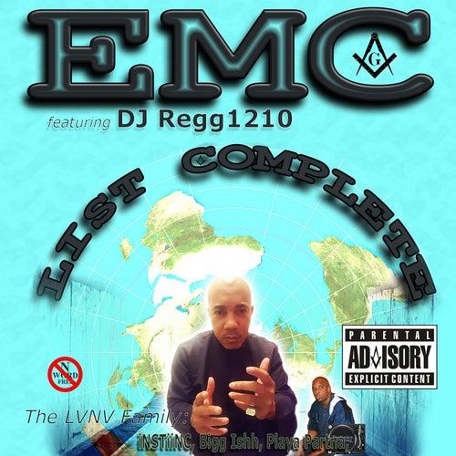List Complete von EMC