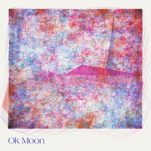 Crater on the Moon by Ok Moon