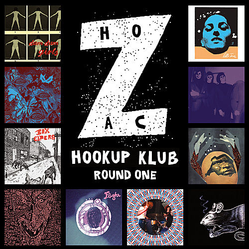 Hookup Klub Round One de Various Artists