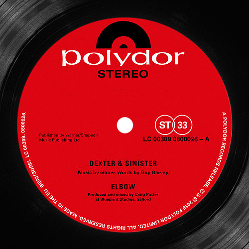 Dexter & Sinister by elbow