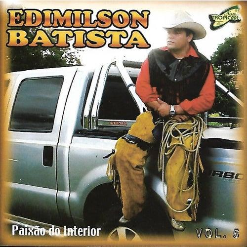 Paixão do Interior, Vol. 5 de Edimilson Batista