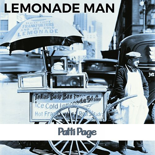 Lemonade Man by Patti Page