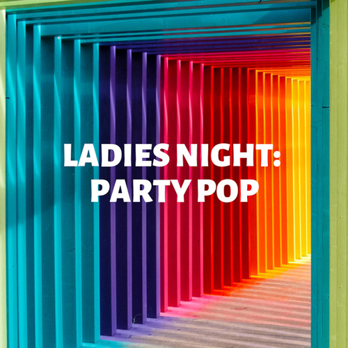 Ladies Night: Party Pop de Various Artists
