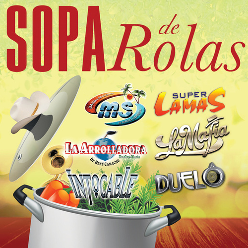 Sopa De Rolas by Various Artists