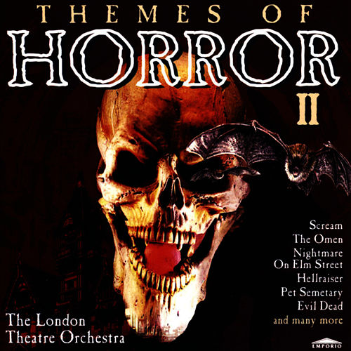 Themes Of Horror 2 Halloween de London Theatre Orchestra