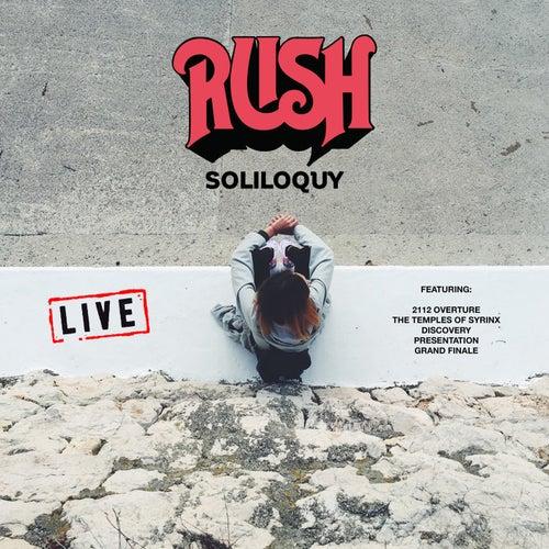 Soliloquy (Live) de Rush
