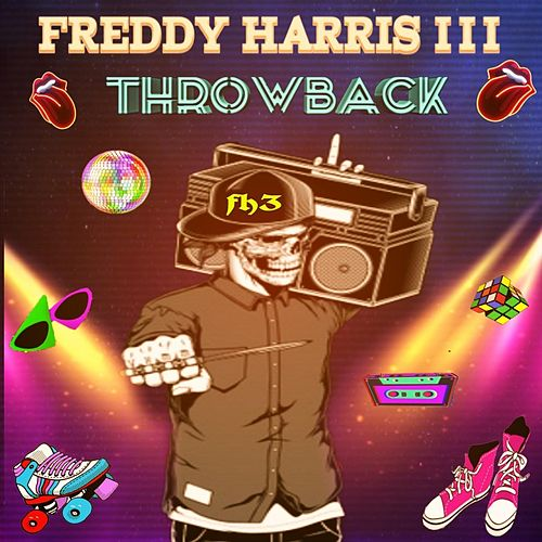 Throwback de Freddy Harris 3