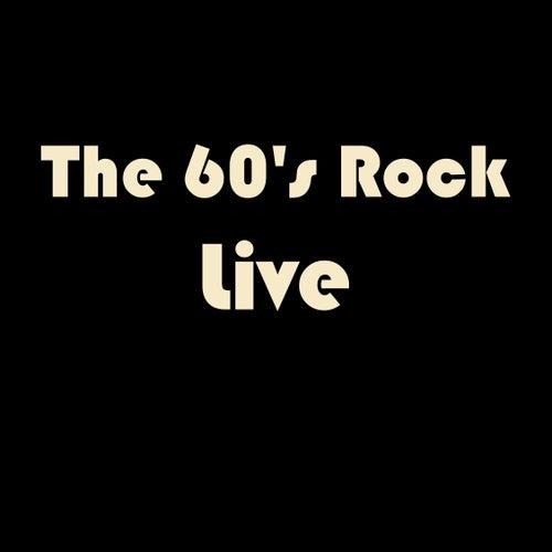 The 60's Rock Live (Live) de Various Artists