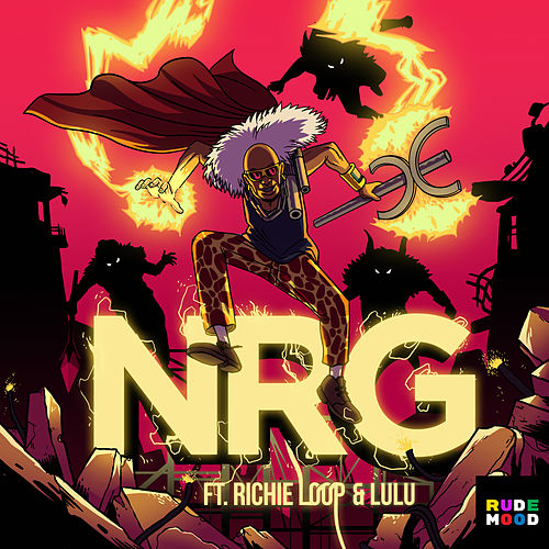NRG (feat. Richie Loop & Lulu) di Bad Royale