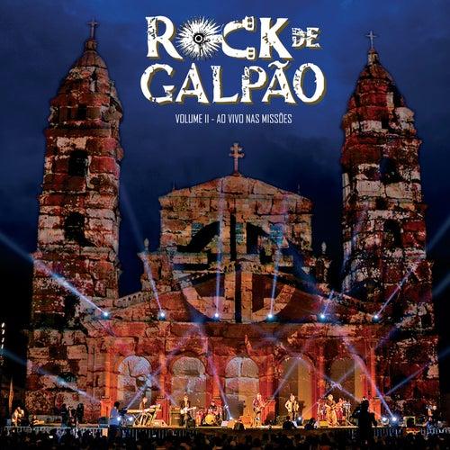 Ao Vivo Nas Missões, Vol. 2 de Rock de Galpão