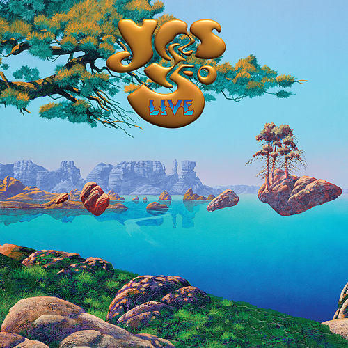 Yes 50 Live de Yes