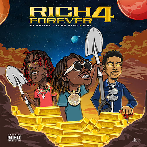 Rich Forever 4 by Rich the Kid