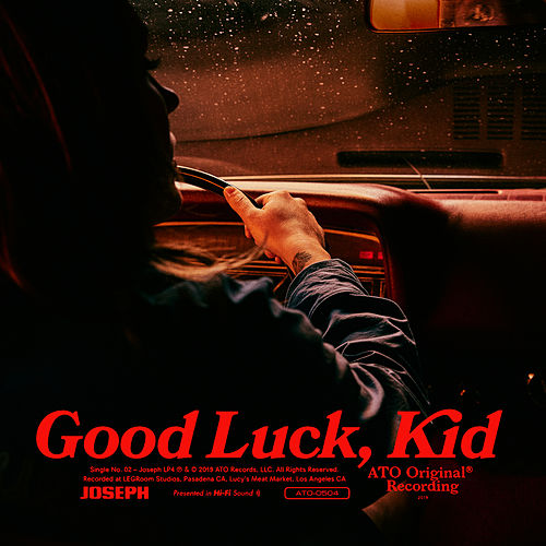 Good Luck, Kid by Joseph