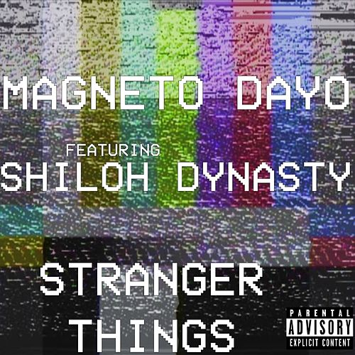 Stranger Things by Magneto Dayo